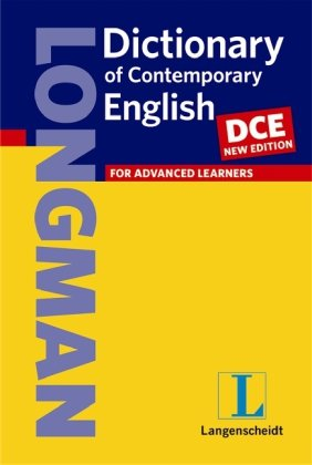 Longman Dictionary of Contemporary English (DCE) - New Edition  - Buch (Hardcover) (Einsprachige Wörterbücher)