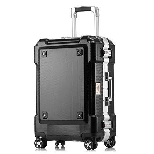 Bagage Alle Aluminium Frame & Body 20in Carry On Spinner koffer met TSA Goedgekeurde Sloten Aluminium Frame Hardside Bagage met Spinner Wheels