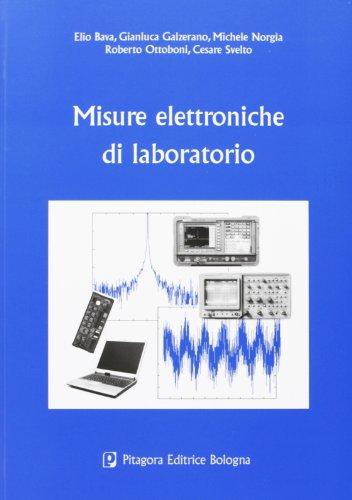 Misure elettroniche di laboratorio