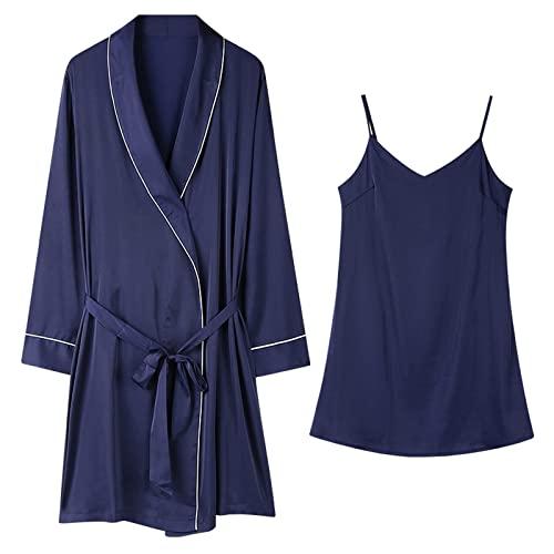 Women Ladies Nightdresses Dressing Gown...