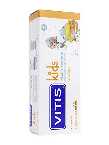 VITIS Kids 50ML con Fluor Previene las caries en los dientes