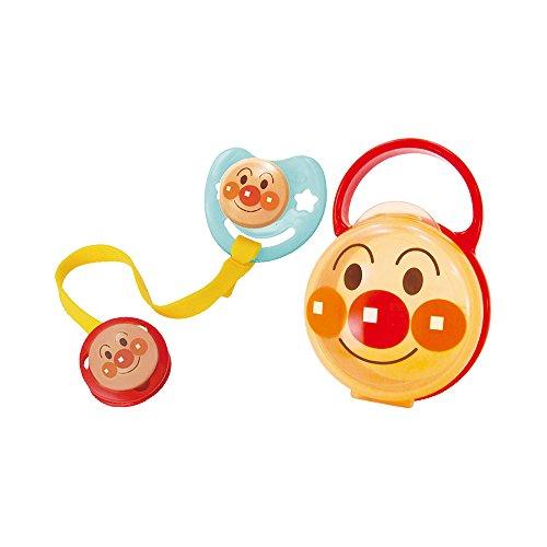 レック(LEC)ANおしゃぶりセットM(月齢3~6ヶ月)アンパンマンMサイズセットKK-178
