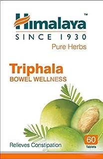Himalaya Wellness Since 1930 Pure Herbs Triphala Bowel Wellness - 60 Tablets