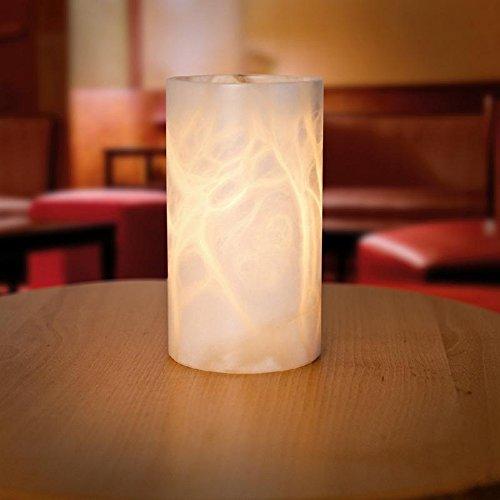 Neumond Alabaster-Duftlampe