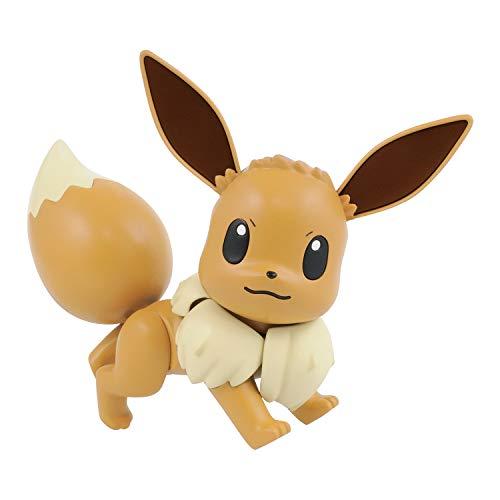 Bandai Pokemon Plamo 42 Eevee Kit