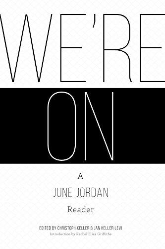 Image of We're On: A June Jordan Reader