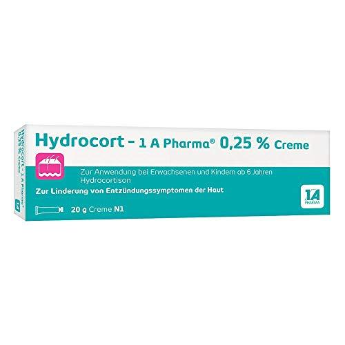 HYDROCORT-1A Pharma 0,25% Creme 20 g