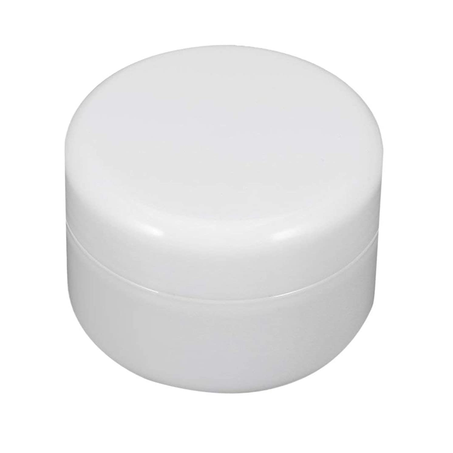 ビーム慢なはいSwiftgood クリームジャーボトルラウンド空PP化粧品の小さなサンプルメイクスクリューキャップでサブボトリングのためのプラスチック化粧品容器