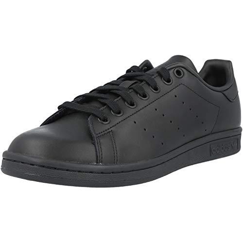 adidas Stan Smith, Scarpe da Ginnastica Basse Uomo, Nero (Black M20327), 42 EU