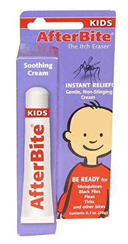 After Bite After Bite Fast Relief Itch Eraser Kids Cream  0.7 oz.(20g)  Pack of 3