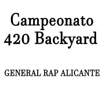 Campeonato 420 Backyard