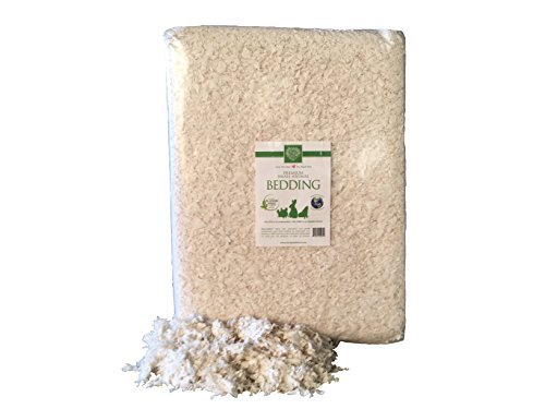 Small Pet Select Unbleached White PaperBedding,...