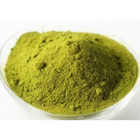 Henné du Rajasthan Bio et Pur Poudre fine Meilleure qualité 100 gr. Henné Baq, Sans...