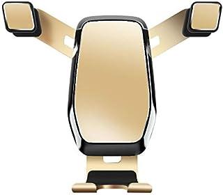 Fmdagoummzizhij Car Phone Holder, Car Phone Holder, The Horizontal Screen May Be Gravity Car Phone Holder Alloy Outlet Uni...