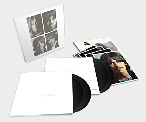 The Beatles (White Album) – Box Deluxe Limited 4 LP 180 gr