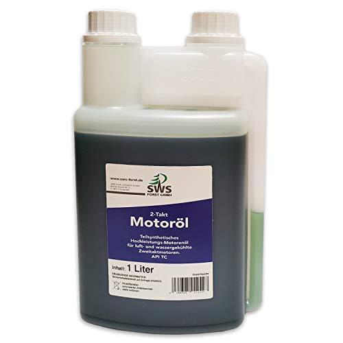 2-Taktöl super-Oil Zweitaktöl 1 Liter Dosierflasche Mischöl teilsynthetisch