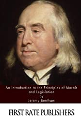 Book cover: An Introduction to the Principles of Morals and Legislation by Jeremy Bentham