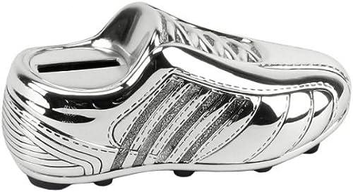 vendiendo bien en todo el mundo La Alta Calidad botas De De De Fútbol Hucha - Die PLATEADAS Fútbol zapatos Caja de dinegro con grabado DESEADO  Esperando por ti
