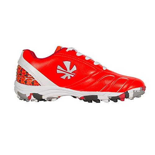 Reece Bully X80 Outdoor Hockey Schuhe rot Kinder rot, 34