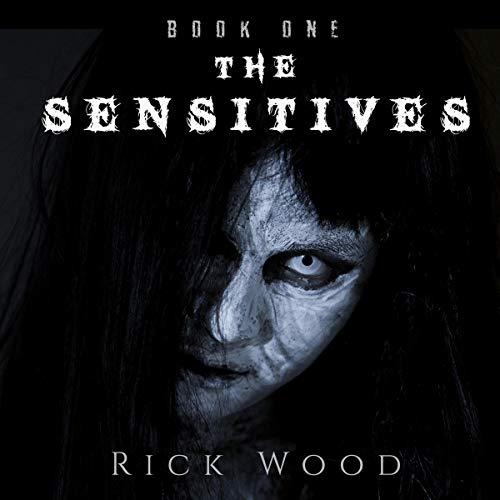 The Sensitives: Book 1 audiobook cover art