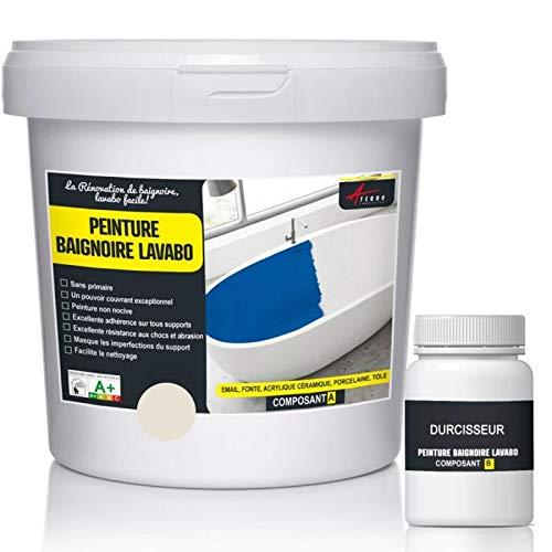 Pintura para baño Lavabo: resina para cuarto de baño esmalte, acrílico y...