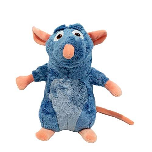 Zzlush gefüllte Spielzeug Plüschspielwaren Puppe Gefüllte Tiere Figur Spielzeug - 30 cm Ratatouille Remy Mouse Plüschtier Puppe Weiche Gefüllte Tiere Ratte Plüschtiere Maus Puppe Für Kinder Geburtstag