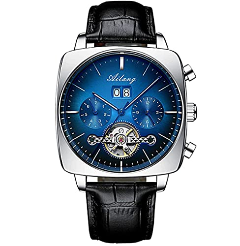 Time Warrior Navy Seal Swiss Men's GMT Watch Black Dial, 316L Case - Black Ceramic Bezel, Swiss Quartz Movement, Men's Pro Diver Watch, Sapphire Glass, Luminous. (Black)