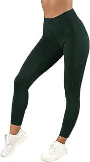 Sanwooden Comfortable Yoga Pants Fashion Elastic Women Fitness Yoga Running Stretch Leggings Pants With Pocket Fitness Running Yoga