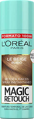LOréal Paris Magic Retouch Spray Retoca Raíces Rubio 100 ml