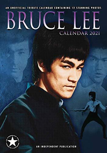 Kalender 2021 Bruce Lee – Kampfkunst – Kung Fu – Maxi-Format – Format A3 + inkl. Taschenkalender 2021