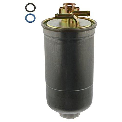 febi bilstein 21622 Kraftstofffilter / Dieselfilter (Hybrid) mit Dichtringen, 1 Stück