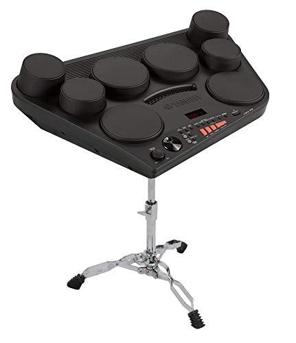 Yamaha DD-75 E-Drum Set (inkl. Snare Ständer & Netzteil) schwarz