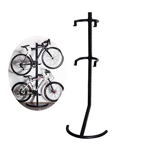 ZNN Soporte para portabicicletas - Bicicleta de Interior Vertical Vertical Pared Gravity...