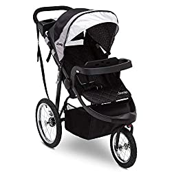 Best All Terrain Stroller - Jeep Deluxe Patriot Open Trails Jogger