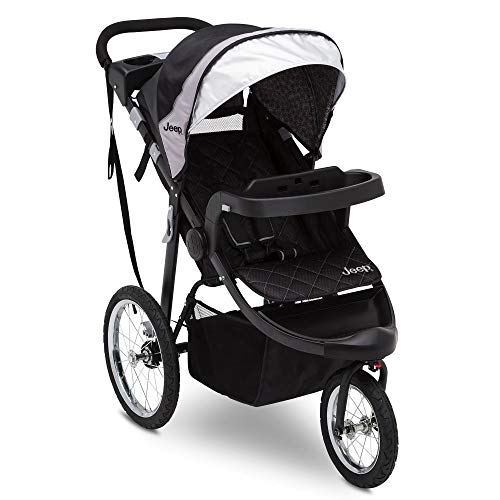 Jeep Deluxe Patriot Open Trails Jogger by Delta Children,...