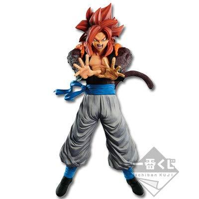 Bandai Spirits. Dragon Ball Z Dokkan Battle Figure Gogeta SSJ4 Oversea Ultimate Evolution Ahora Disponible!