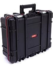 Keter 220232 gereedschapskist Technican Box, zwart 47 cm