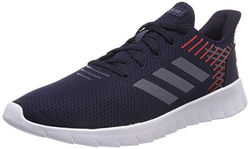 Adidas ASWEERUN Zapatillas de deporte Hombre, Multicolor (Tinley/Onix/Rojact 000), 45 1/3 EU