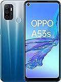 OPPO A53s Bleu Fantaisie - 128 Go - 4 Go de RAM – Écran Immersif...