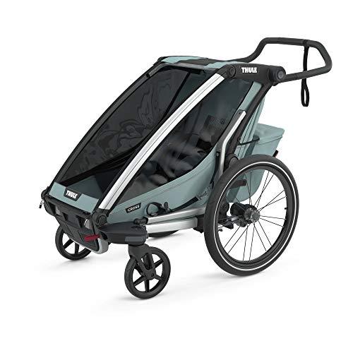 Thule, Cross-Trolley, Anhänger/Kinderwagen, Alaska, Uni, Unisex Erwachsene