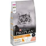 PRO PLAN DERMA PLUS - Riche en Saumon - 1,5 KG - Croquettes pour chat adulte