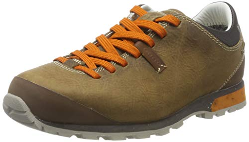 AKU Unisex-Erwachsene Bellamont III FG GTX Trekking- & Wanderhalbschuhe, Beige (Beige/Orange 184), 37 EU