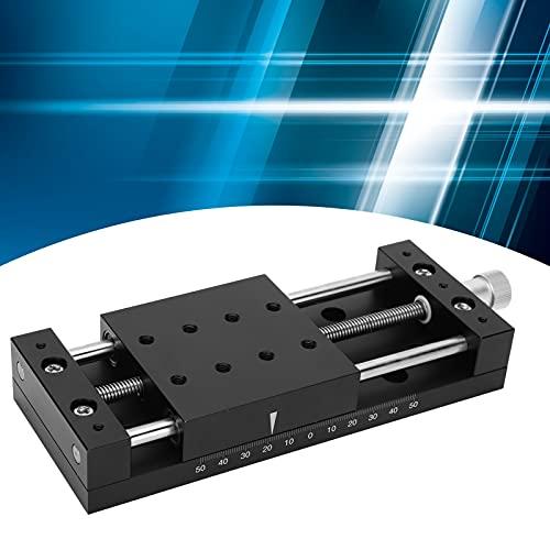 X Plataforma deslizante, pomo tipo X Etapa lineal para máquinas de prueba para dispositivos de medición para equipos ópticos para equipos de fabricación de semiconductores