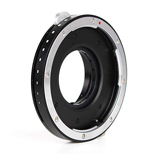 Pixco Pro EMF Bevestiging Chip Adapter Verstelbaar Diafragma voor Contax 645 Mount Lens naar Canon EOS Camera 4000D 2000D 6D II 200D 77D 5D IV 1300D 80D