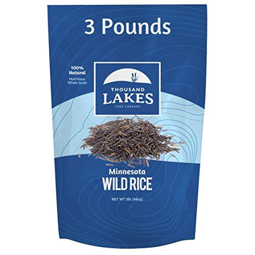Thousand Lakes Minnesota Grown Wild Rice