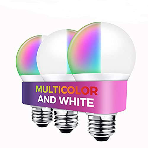 Premier Accessory Group Alexa Google Home Certified 11W Smart Light Bulbs Compatible with Wi-Fi and Smart Home Devices, 1050 Lumens (Pack of 2)