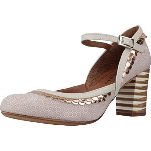 Nemonic Zapatos Tacon 2132N para Mujer