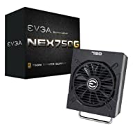 EVGA Supernova NEX750G 80PLUS Gold Certified ATX12V/EPS12V 750W Power Supply 120-PG-0750-GR