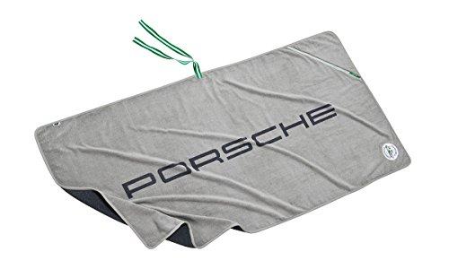 Porsche Baumwolle Frottie Strandtuch Badetuch RS 2.7 Kollektion mit
