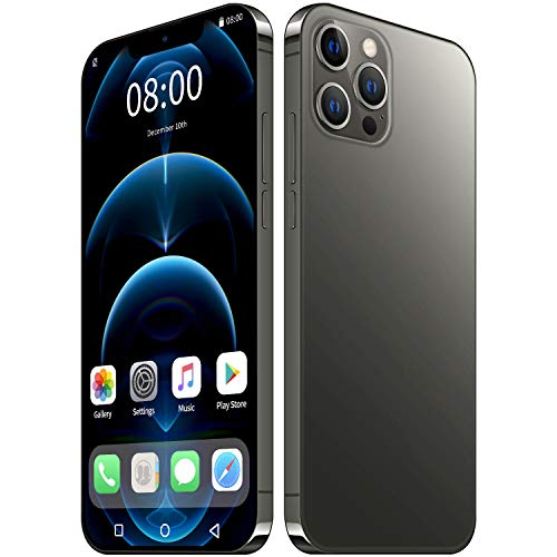 Smartphone,Pantalla De Gota De Agua De 6.7 '',16MP + 32MP,Ofertas De Teléfonos Celulares Con Batería De 6800mAh,Teléfono Celular Ampliable De 128GB,Teléfonos Móviles Baratos Con Doble SIM,4 Color